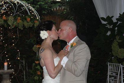 The Newlyweds - Eurydice and Bill's Wedding in Long Beach, NJ, USA