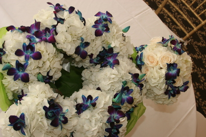 Flowers and Decor - Cheryl and Michael's Wedding in Simi Valley, CA, USA