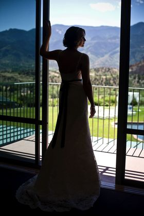 The Wedding Dress - James and Jenny's Wedding in Colorado Springs, CO, USA