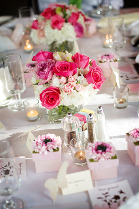 Flowers and Decor - Richmond Wedding In April in Richmond, VA, USA