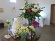 Flowers and Decor - Juliet and Philip's Wedding in Santa Rosa Beach, FL, USA