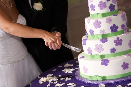 Cakes and Desserts - Oakland Wedding In September in Oakland Twp, MI, USA