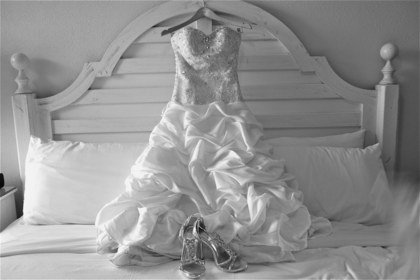 The Wedding Dress - Shannon and Joey's Wedding in Fort Myers Beach, FL, USA