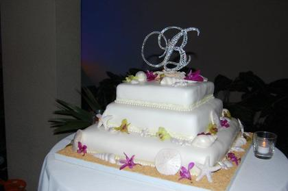 Cakes and Desserts - Shannon and Joey's Wedding in Fort Myers Beach, FL, USA