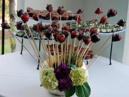 Dessert Bar Cakes and Desserts - Lancaster Wedding In October in Lancaster, SC, USA