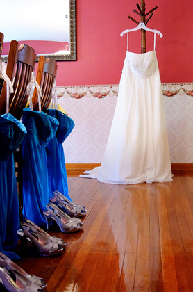 The Wedding Dress - Brecksville Wedding In May in Brecksville, OH, USA
