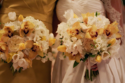 Flowers by Bless Your Heart, Blowing Rock, NC Flowers and Decor - Whitney and Cade's Wedding in Blowing Rock, NC, USA
