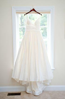 Priscilla of Boston Wedding dress The Wedding Dress - Carlisle Wedding In June in Carlisle, PA, USA