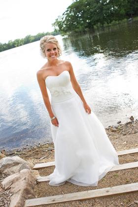 The Loft Bridal  The Wedding Dress - Minneapoli Wedding In June in Minneapolis, MN, USA