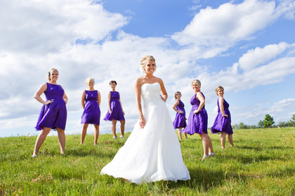 Wedding Party Attire - Minneapoli Wedding In June in Minneapolis, MN, USA