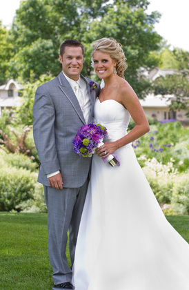 The Newlyweds - Minneapoli Wedding In June in Minneapolis, MN, USA