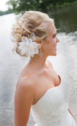 Hairstyles - Minneapoli Wedding In June in Minneapolis, MN, USA