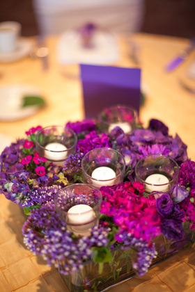 Flowers and Decor - Minneapoli Wedding In June in Minneapolis, MN, USA