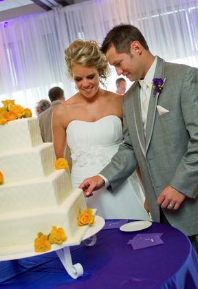 Cakes and Desserts - Minneapoli Wedding In June in Minneapolis, MN, USA