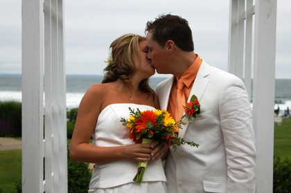 Elizabeth and Jimmy's Wedding in Ogunquit, ME, USA
