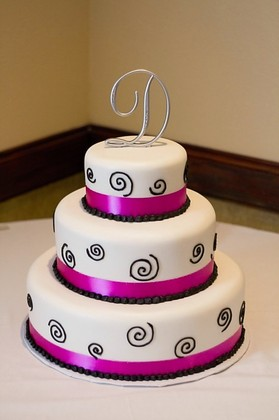 Cakes and Desserts - Madison Wedding In July in Madison, WI, USA