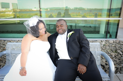 The Newlyweds - Iyesha and Alex's Wedding in Erie, PA, USA