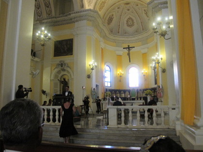 Tracy & David's Wedding in San Juan, Puerto Rico
