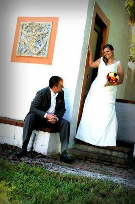 The Newlyweds - Our Wedding in Orlando, FL, USA
