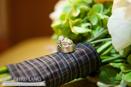 Rings by Thomas Meihofer, from Perth, Western Australia Jewelry - Amanda and Ronald's Wedding in Wilmington, NC, USA