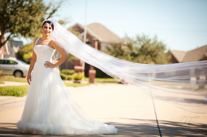 The Wedding Dress - Marisa and Patrick's Wedding in Pearland, TX, USA