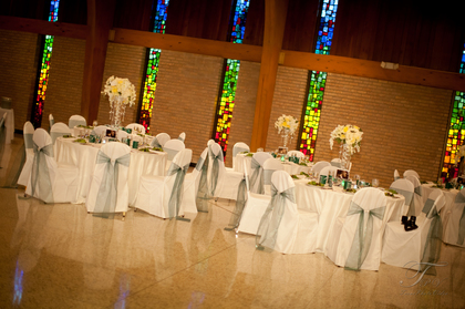 Flowers and Decor - Marisa and Patrick's Wedding in Pearland, TX, USA