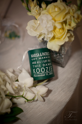 The Favors - Marisa and Patrick's Wedding in Pearland, TX, USA