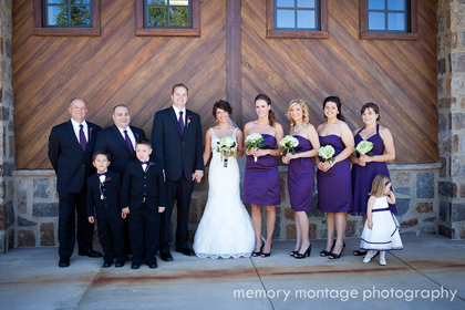 Wedding Party Attire - Cle Elum-roslyn Wedding In July in Roslyn, WA, USA