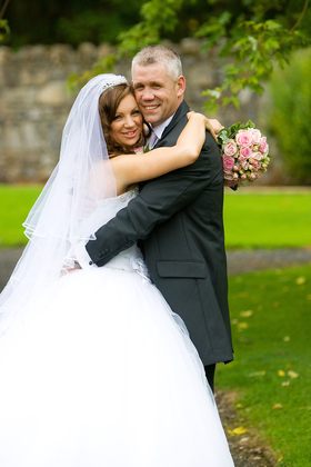 Rachel and Lance's Wedding in Maynooth, Kildare, Ireland
