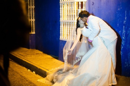 Andrea and Jonathan's Wedding in Cartagena, Bolivar, Colombia