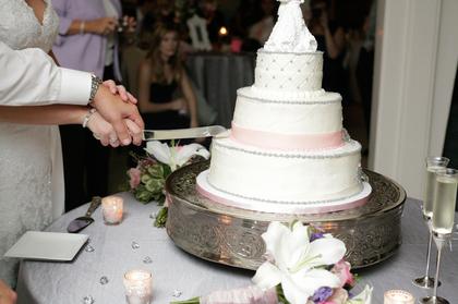 Cakes and Desserts - Pamela and Robert's Wedding in Atlantic Beach, NC, USA