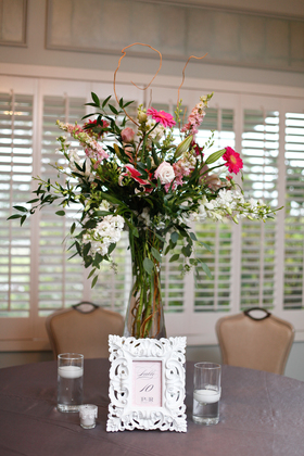 Flowers and Decor - Pamela and Robert's Wedding in Atlantic Beach, NC, USA