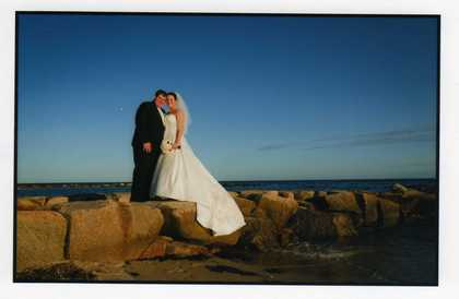 Falmouth Wedding In September in Vineyard Haven, MA, USA