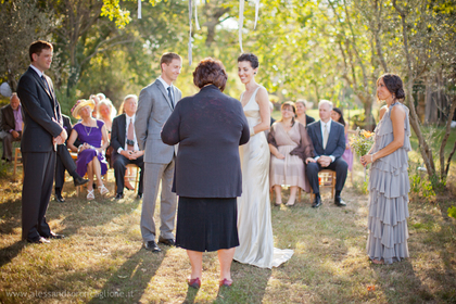 The Ceremony - Katherine and Travis's Wedding in Toscana, Italia