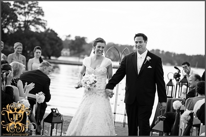 Our wedding was so beautiful and fun! The Newlyweds - Meagan & Nick's Wedding in Virginia Beach, VA, USA