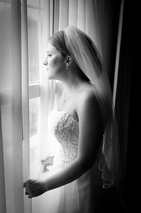The Wedding Dress - Holyoke Wedding In October in Holyoke, MA, USA