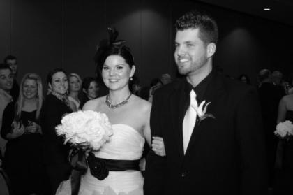Winnipeg Wedding In November in Winnipeg, MB, Canada