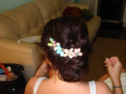 Hairstyles - Our Wedding in Key West, FL, USA