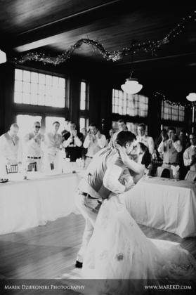The Newlyweds, The Wedding Dress, Wedding Party Attire, Bride, groom - Audrey and Timothy's Wedding in Fenton, MI, USA