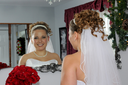 Hairstyles - Matt and RacheL'sWedding in Saint John, NB, Canada