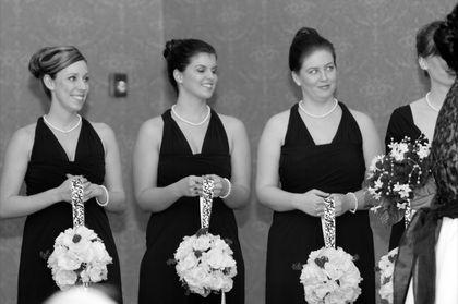 Wedding Party Attire - Kanata Wedding In December in Kanata, ON, Canada