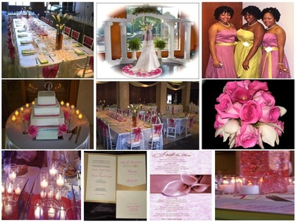 Our Wedding  The Vision becomes reality - Jasmine and Tremaine's Wedding in Monroe, LA, USA