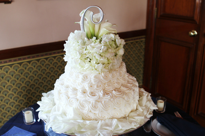 Cakes and Desserts - Alexandria Wedding In May in Alexandria, VA, USA