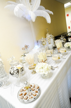 Candy Buffet by Simplistic Charm The Favors - Jillian and Marc's Wedding in Providence, RI, USA