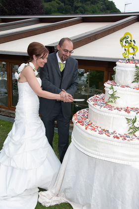 Cakes and Desserts - Clarissa and Marco's Wedding in Mandello del Lario, Italy