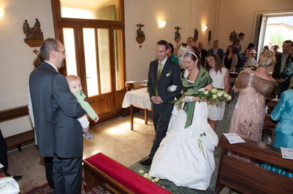 The Ceremony - Clarissa and Marco's Wedding in Mandello del Lario, Italy