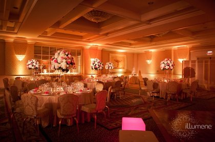 Our reception at the Four Seasons Palm Beach! The Ceremony - Amber and Louis's Wedding in West Palm Beach, FL, USA