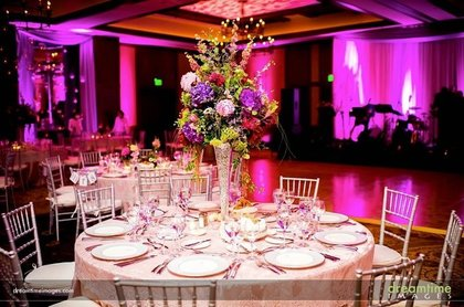 Decor Flowers and Decor - Vail Wedding In June in Vail, CO, USA