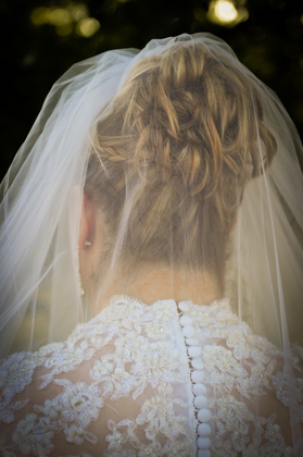 Hairstyles - Magan and Miguel 's Wedding in Lyndhurst, OH, USA