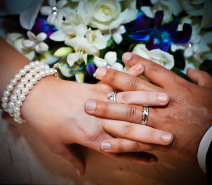 Jewelry - Magan and Miguel 's Wedding in Lyndhurst, OH, USA